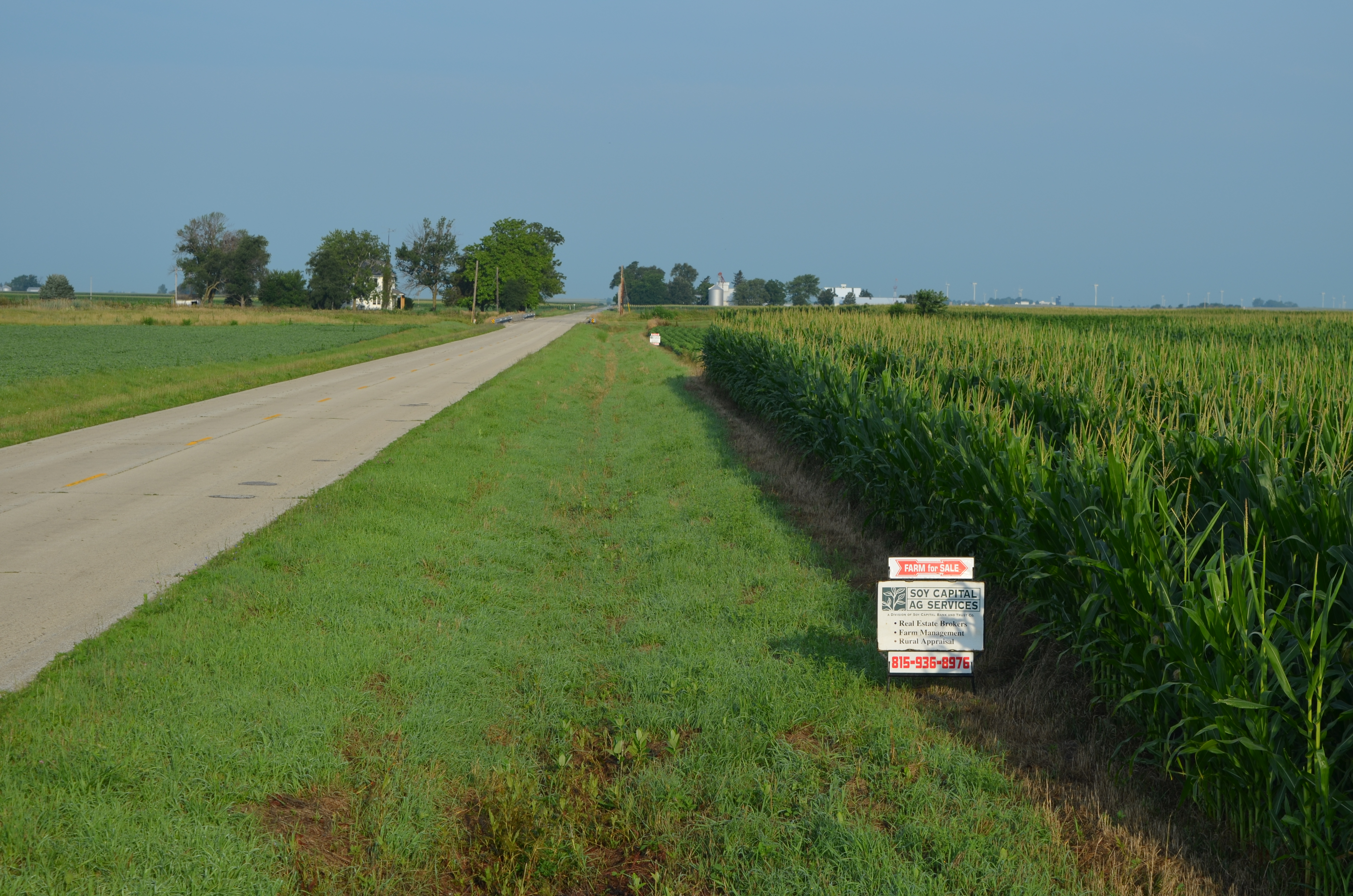 Hendron Farm For Sale Sign