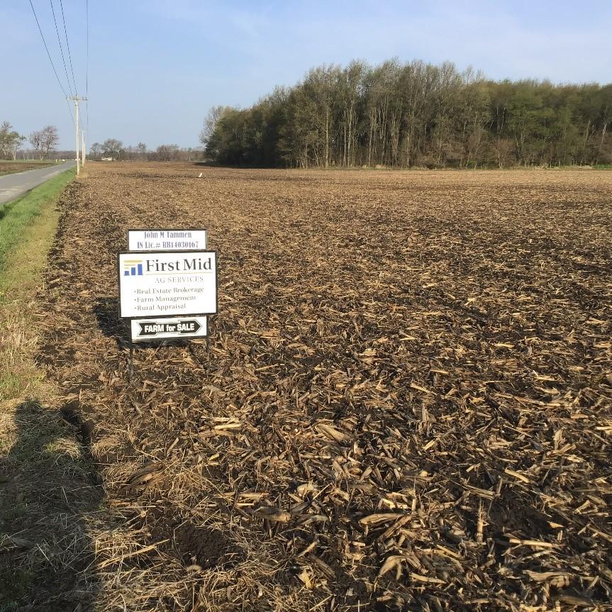 Illinois Farmland for Sale